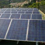 Impianto fotovoltaico su struttura a cavalletti 18,07 kWp