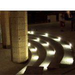 Illuminazione scala ingresso (Vista notturna) Hotel in Poiana Brasov - Romania
