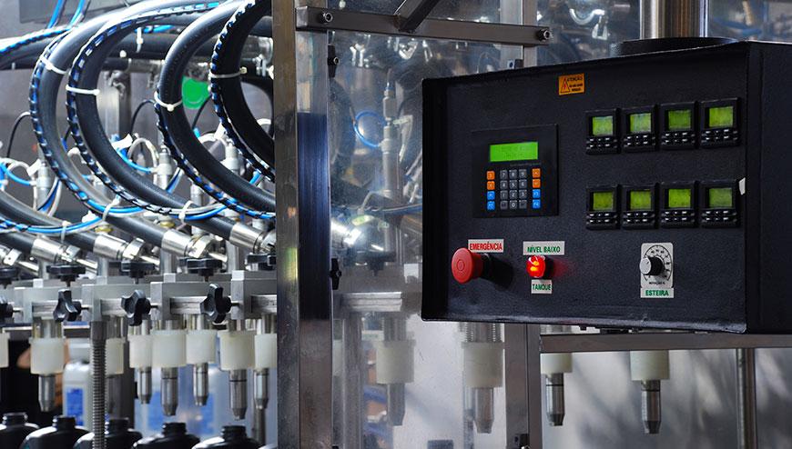 Impianti di Automazione Industriale