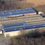 Impianto fotovoltaico 308,085kWp