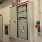 Quadro gestione allarmi impianto FV